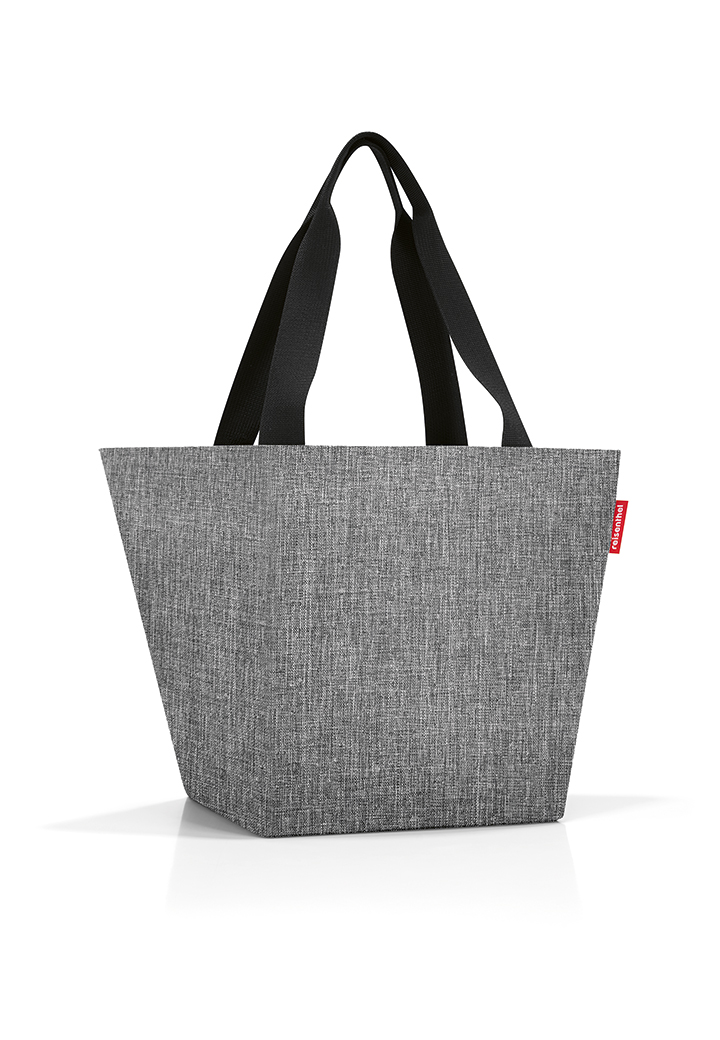 Reisenthel Shopper E1 twist silver  Bild 2